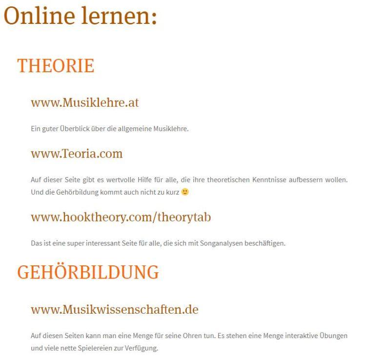 OnlineLernen